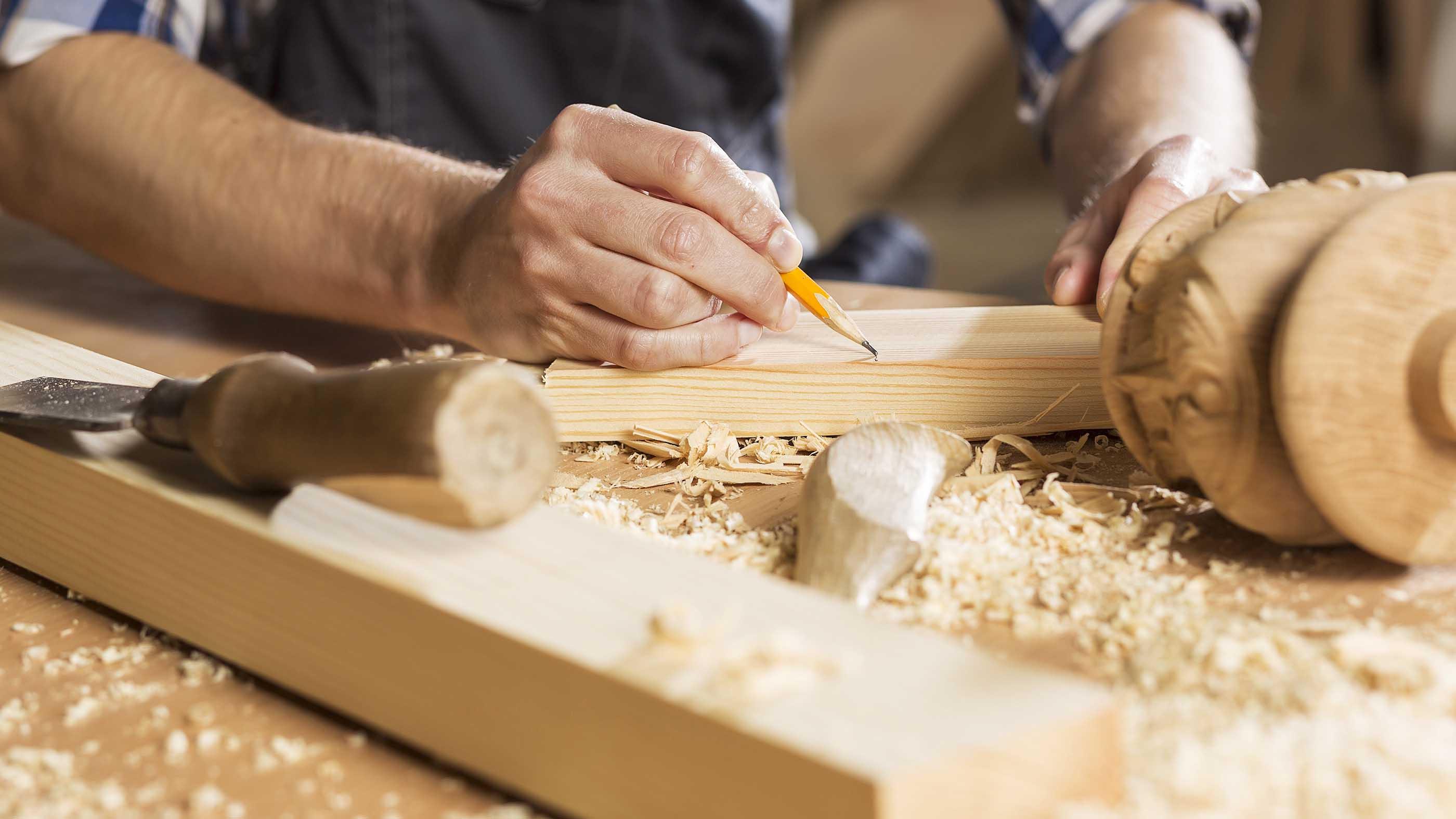 Menuisier, l'Artisan du bois