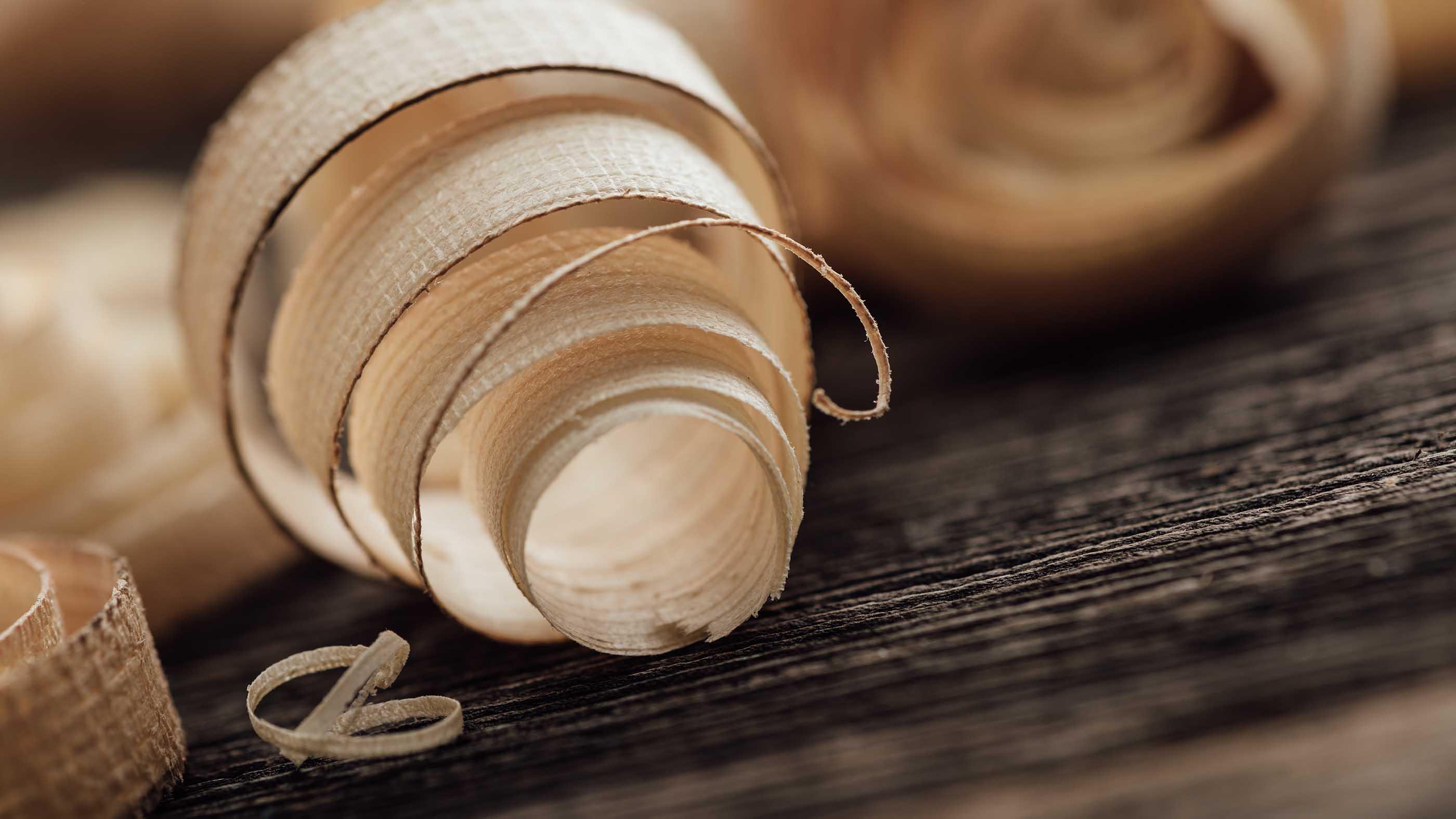 La menuiserie du Rhin travaille le bois dans le respect du matériau